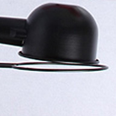 Acht Arm Kronleuchter (WYFC Led Lampe E14 220V 24 * 10CM 5-10? wiederherstellen alte Wege der mechanischen Arm Abschnitt Doppel Wandleuchte . black)