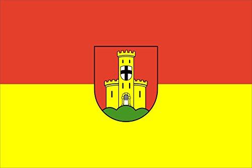 magFlags Flagge: Large Bonner Stadtbezirks Bad Godesberg   Querformat Fahne   1.35m²   90x150cm » Fahne 100{3f1f4693d35bea51c3b1c8169f02dd1e92c4fd78be2460751651bdc38555e6da} Made in Germany