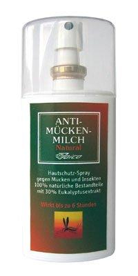 Relags Jaico Insektenschutzmittel Anti-Mücken-Milch Natural Spray Inhalt 75 ml