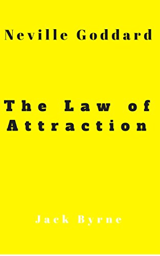neville-goddard-the-law-of-attraction-english-edition
