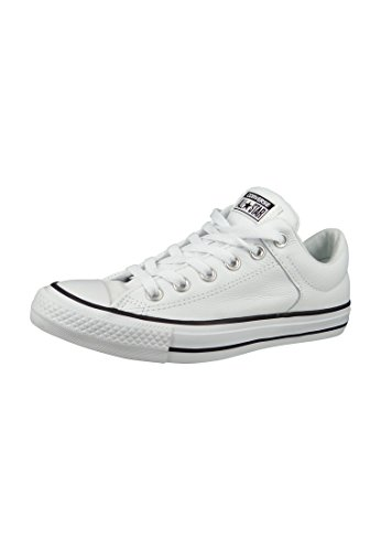 Converse Damen All Star High Street Ox Sneaker Weiß