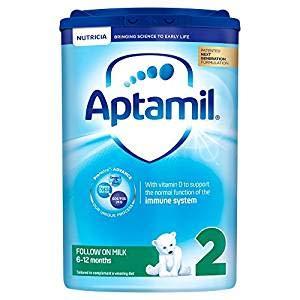 Aptamil Follow On Milk from 6 months Powder 2 x 900gm