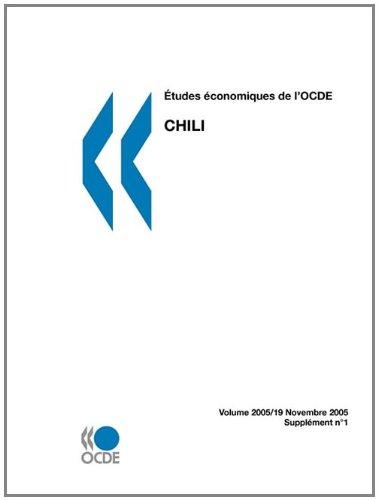 Etudes Economiques De L'ocde Chili 2007/ Oecd ...