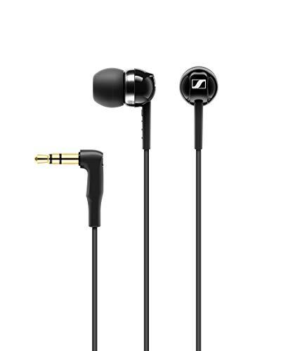 Sennheiser CX 100  In-Ear-Kopfhörer, schwarz thumbnail