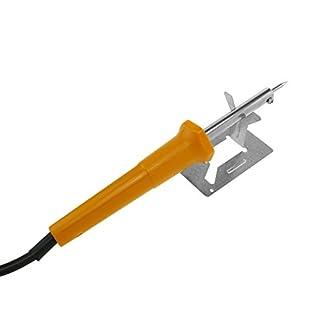 Cablematic – Soldador eléctrico de estaño de 30W 500°C modelo BEST 813