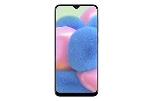 "Samsung Galaxy A30s - Smartphone de 6.4"" Super AMOLED (4 GB RAM, 64 GB ROM, 16 MP ultra angular, Dual SIM, versión española) blanco"