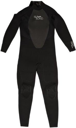 BILLABONG Damen 403Launch Long Sleeve Gbs ST Wet Suit, damen, Schwarz, Größe 6