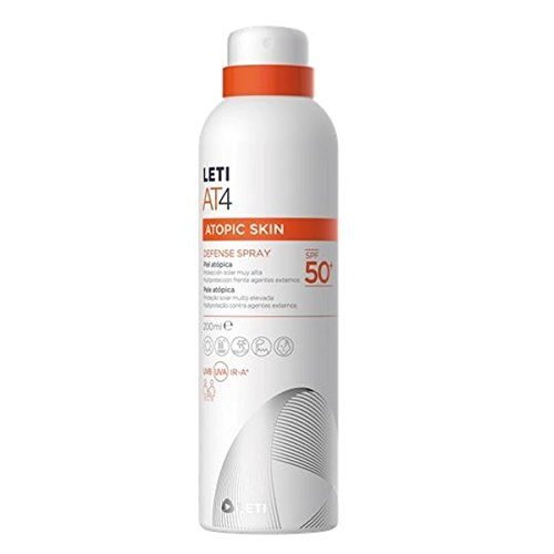 LETI AT4 ATOPIC SKIN DEFENSE SPRAY SPF50+