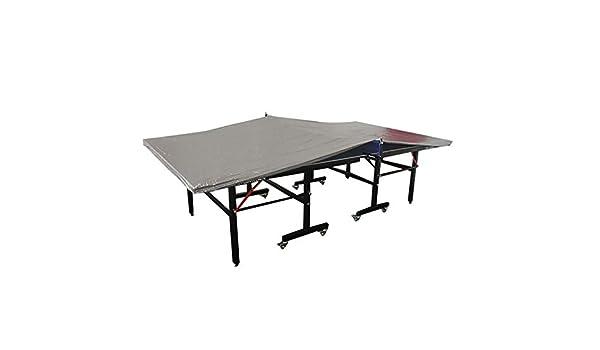 QEES Housse de Protection pour Table de ping-Pong imperm/éable /à leau /à la poussi/ère Protection UV Coupe-Vent