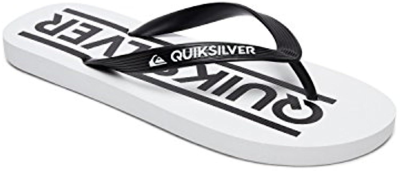 Quiksilver Herren Java Wordmark Dusch  BadeschuheQuiksilver Java Wordmark Flip Flops Sandalen Billig und erschwinglich Im Verkauf
