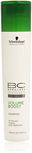 Schwarzkopf Professional BC Volume Boost Shampoo,250ml  available at amazon for Rs.612