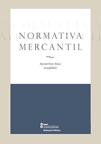 Normativa mercantil (eBook) (Catalan Edition) eBook: Antoni Font ...