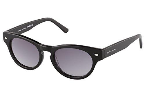Schöne Marken Sonnenbrille für Damen von Carlo Monti mit 100% UV Schutz | Sonnenbrille mit stabiler Polycarbonatfassung, hochwertigem Brillenetui, Brillenbeutel und 2 Jahren Garantie
