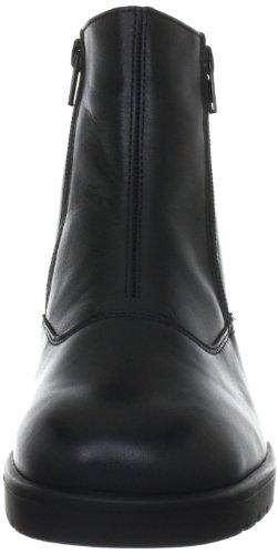 Ganter - Ellen-stiefel, Weite G, Stivali senza chiusura Donna Nero (Schwarz (schwarz 0100))