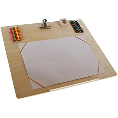 CAL FUSTER - Tabla de madera para dibujar
