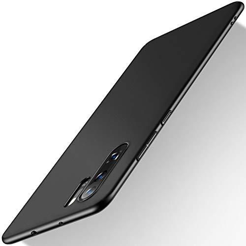 Humixx Hülle für Huawei P30 Pro, Hochwertigem Ultra Dünn Leichte Handyhülle Stoßfest, Anti-Fingerprint, Anti-Scratch Feine Matte Cover Schutzhülle Schale Hardcase für Huawei P30 Pro