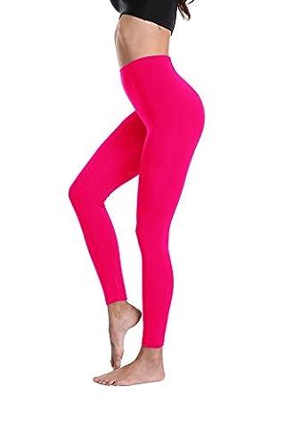 Funray - Legging - Femme - rose -