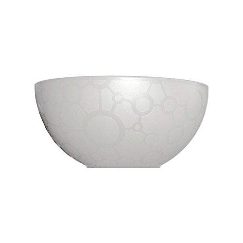 Gio'Style L ForMe Insalatiera, Polipropilene, Bianco