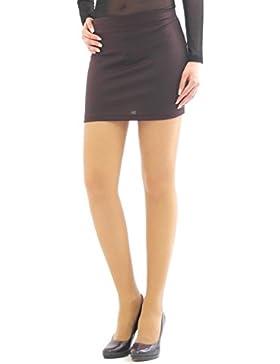 Minifalda Falda Lápiz Mini Roca Ceñido Tramo Ocio Negocios