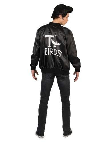 Kostüm Jacke Tbird - Funny Fashion Jacke T-Bird Kostüm Karneval Herren