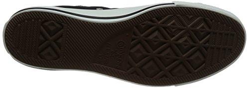 Converse - Ctas Mono Ox, Sneaker alte Donna Nero