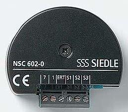 Preisvergleich Produktbild Siedle & Söhne Nebensignal-Controller NSC 602-0