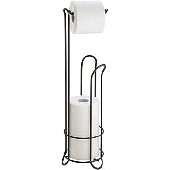 Mdesign porta carta igienica da terra portarotolo da - Porta carta igienica da terra ...