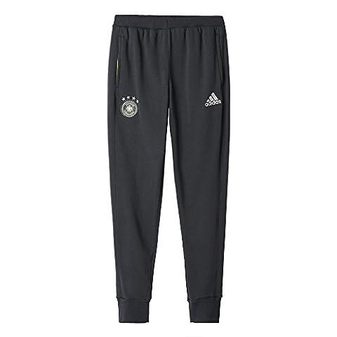adidas Herren Trainingshose DFB Die Sweat Pants der deutschen Nationalmannschaft, grau,