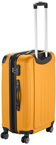 Shaik 7204132 Trolley Koffer, 120 Liter, Gold -