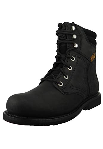 Harley Davidson Men - Riding -Boot Darnel - D97025 - Black, Schuhgröße:EUR 43