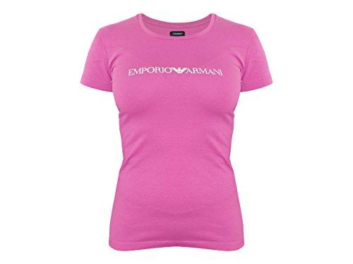 Emporio Armani - T-Shirt - Femme Small - Rose - 42