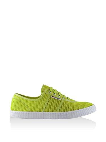 Sneakers - 4508-meshu YELLOW LIMELIGHT