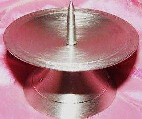 Kerzenständer Kerzenhalter für Taufkerze Kommunionkerze 40- 80mm Durchmesser VT-18