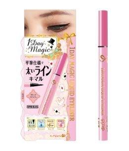 K-Palette 1 Day Tattoo Magic Liquid Eye Liner SB01 Super Black