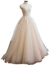Vestido de Novia Vestido de Novia de un Solo Hombro Vestido de Novia de Talla Delgada Vestido de Novia Sencillo Vestido de Novia con…