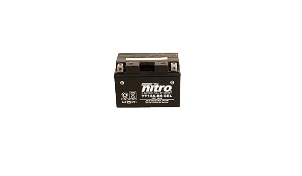 Battery 12v 10ah Yt12a Bs Gel Nitro 51013 790 Duke L Abs 18 19 Auto