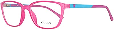 Guess Brille Gu2496 072 54 Monturas de gafas, , 54.0 para Mujer