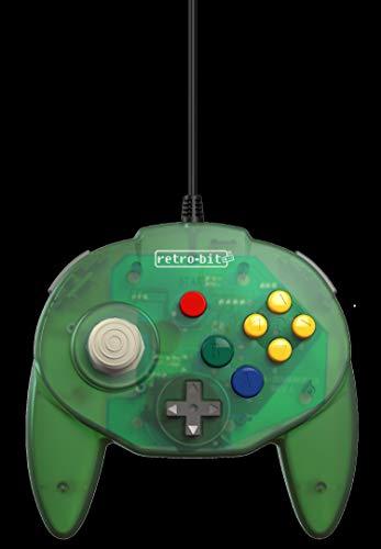 Retro-Bit Tribute 64 USB Forest Green [ ]