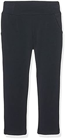 Petit Bateau Girl's Fecco Sports Pants, Blue (Smoking), 12 Years (Manufacturer Size:12A 12 Ans)