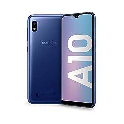 "Samsung A10 Blue 6.2"" 2gb/32gb + Micro Sd 32gb Dual SIM"