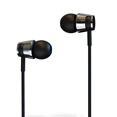 Boltt Bullet Smart in-Ear Super Extra Bass Metal Earphone Headset with Microphone with Free Fitness App Subscription