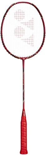 Yonex Voltric E-Tune + BG-65 Besaitung Badminton Schläger Racket NEU WOW