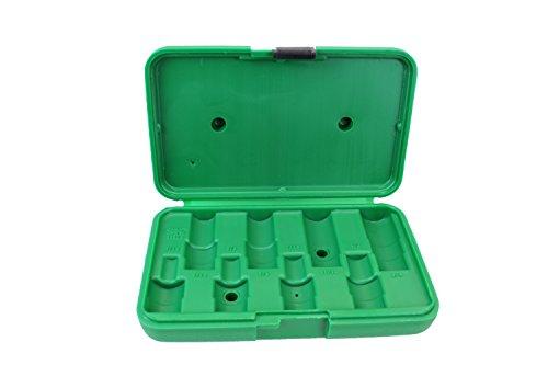 SK HANDWERKZEUG abox-33300blow-molded Ersatz Schutzhülle Swivel für 333003/20,3cm Antrieb IMPACT SOCKET SET, grün (Sk-tools Set 3 8 Antrieb)