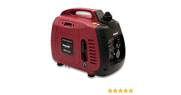 SILENZIATO Generatore di corrente inverter 2,0 Kw Pramac PMi2000