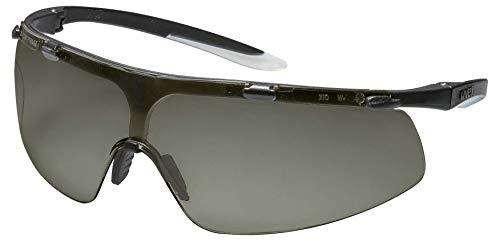 Uvex Super Fit Schutzbrille - Supravision Excellence - Getönt/Schwarz