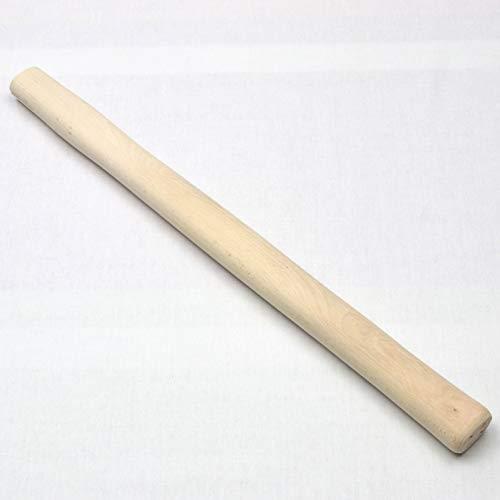 Esche Ersatzstiel Schlosserhammer-Stiel 600 mm für 3000 g 3,0 kg Hammer