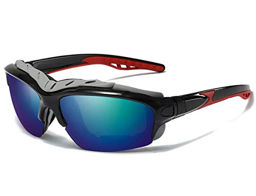 Polarisierte Sport Sonnenbrille, Herren-Und Damen Baseball Laufen, Angeln, Fahren, Golf, Softball, Bergsteiger Gläser
