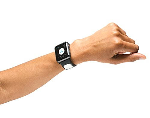 31IC%2BX81LPL - [amazon.de] AliveCor Kardia Band für Apple Watch (38mm) für 229€