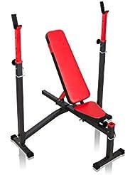 banc de musculation ms-l104 Marbo-Sport avec support haltères