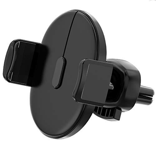 SHIQUNC Auto-Handy-Halter-Auto-Entlüftungs-Handy-Halter-Entlüftungsöffnungs-Universalhalter-Navigations-Stand-Telefon-Halter, Black (Handy-halter-entlüftungs -)